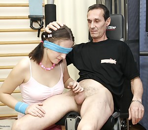 Teen Blindfold Porn Pictures